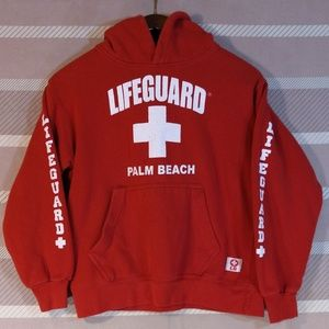 OFFICIALLY LICENSED LIFEGUARD PRODUCTS HOODIE